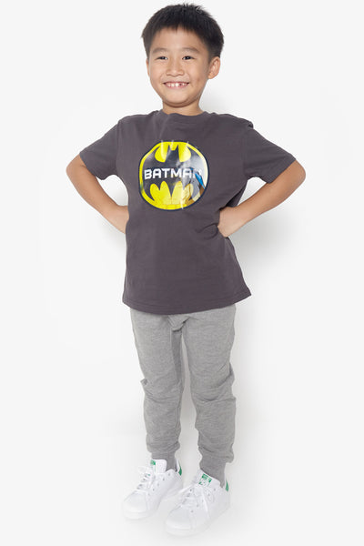 FOX KIDS Boy Lenticular Batman Logo Tee