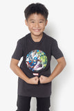 FOX KIDS Boy Lenticular Marvel Avengers Tee