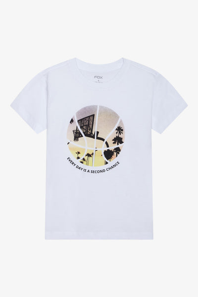 FOX Kid Boy Basketball Graphic Tee