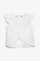 FOX BABY Girl Blouse with Embroidery