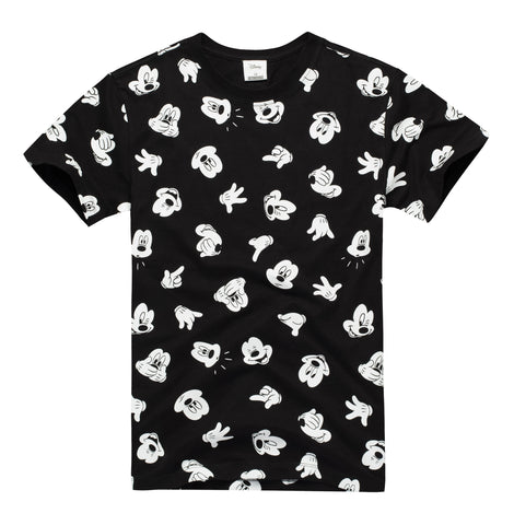 Mickey Mouse All Over Print Tee