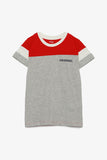 FOX KIDS Boy Colourblock Raglan Short Sleeve Tee
