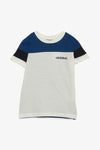 Colourblock Raglan Tee
