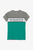FOX KIDS Boy #SKATER Tee