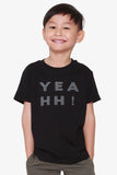 FOX KIDS Boy Sporty Tee with Embossed Graphic