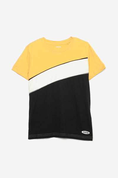 Colourblock Jersey  Tee
