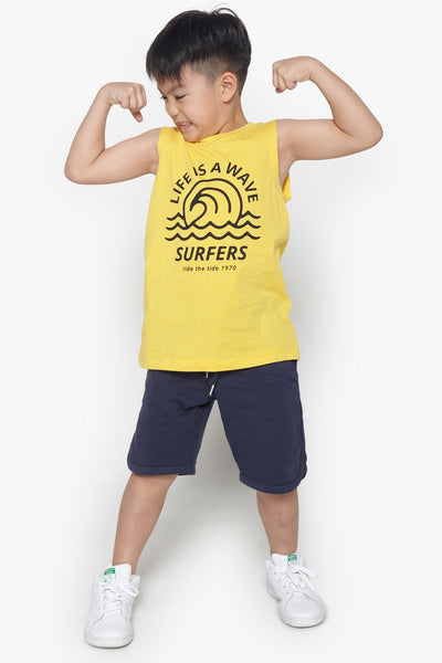 FOX Kid Boy Surfers Tank Top