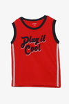 FOX BABY Boy Sporty Tank Top