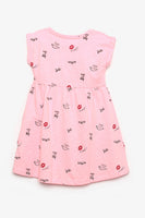 FOX BABY Girl Jersey Dress