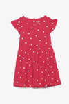FOX BABY Girl Polka Dot Dress