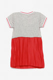 FOX BABY Girl Cherry Jersey Dress