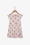 FOX Newborn & Baby Allover Printed Dress