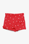 FOX BABY Girl Plain Colour Jersey Skorts