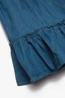 FOX BABY Girl Denim Dress