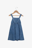 FOX Newborn & Baby Denim Dress