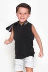 FOX KIDS Boy Hooded Jersey Vest