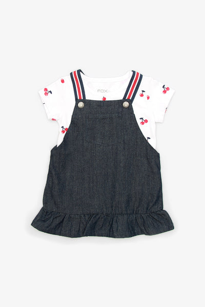 FOX BABY Girl Two-Piece Set