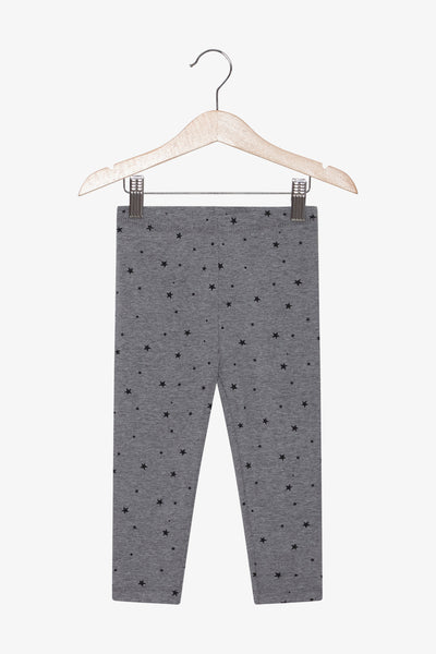 FOX Newborn & Baby All Over Starry Print Leggings