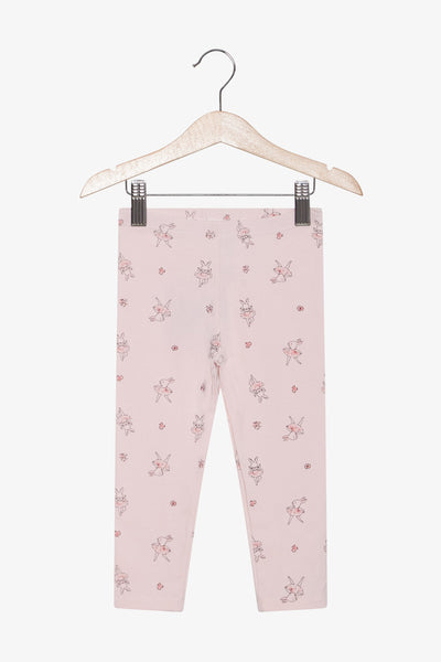 FOX Newborn & Baby All Over Bunny Print Leggings