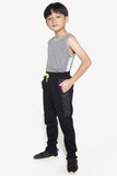 FOX Kid Boy Sporty Drawstring Pants