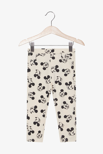 FOX Newborn & Baby All Over Mickey Leggings