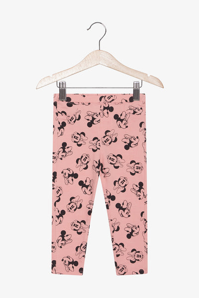 FOX Newborn & Baby All Over Minnie Leggings