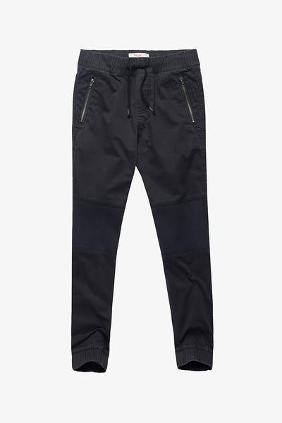 FOX KIDS Boy Drawstring Pants with Zipper Detail