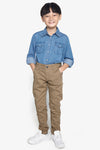 FOX Kid Boy Smart Casual Pants