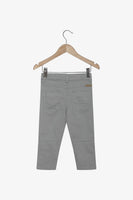 FOX NEWBORN & BABY Basic Chino Zipper Pants