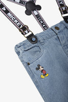 FOX NEWBORN & BABY Mickey Pocket Accessory Jeans