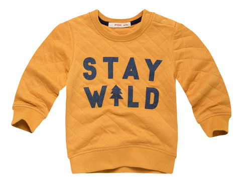 """Stay Wild"" Sweatshirt"