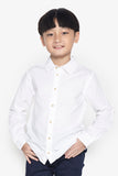 FOX Kid Boy Lightweight Button Up Shirt