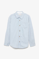 FOX KIDS Boy Lightweight Button Up Shirt
