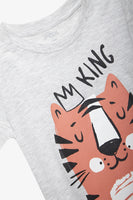 FOX Newborn & Baby Illustrated Tee