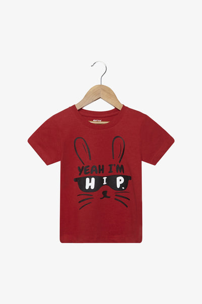FOX Newborn & Baby Fun Graphic Tee