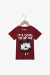 FOX NEWBORN & BABY Disney Collection Graphic Tee