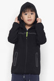FOX Kid Boy Basic Hooded Jacket