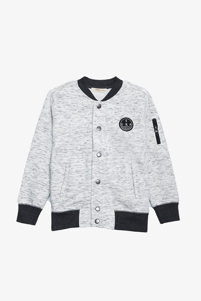 FOX KIDS Boy Baseball Jacket