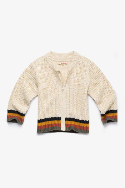 FOX BABY Boy Knit Cardigan