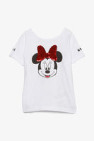 Minnie Mouse Reversible Sequin Tee