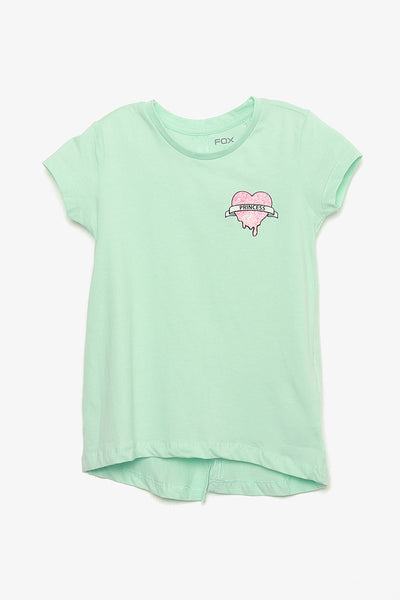 FOX KIDS Girl Printed Tee