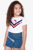 FOX KIDS Girl Hello Kitty Reversible Sequin Tee