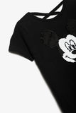 Mickey Mouse Reversible Sequin Tee