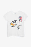 FOX KIDS Girl Graphic Print Tee