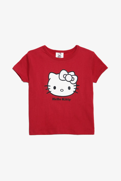 FOX KIDS Girl Hello Kitty Print Tee