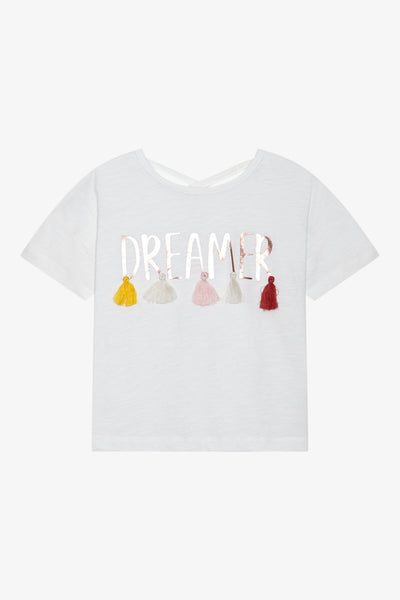 FOX Kid Girl Dreamer Print Top