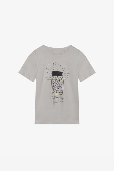 FOX Kid Girl Starry Print Tee