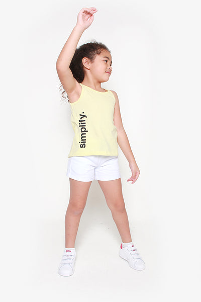 FOX KIDS Girl Graphic Print Top
