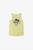 FOX Kid Girl Summer Print Tank Top