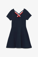 FOX KIDS Girl Cross-Back Dress